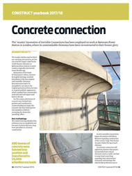"""Construct Yearbook (2017-18) – Concrete Connection 1st January 2018"" is locked Construct Yearbook (2017-18) – Concrete Connection 1st January 2018"