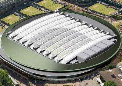 Court One, All England Lawn Tennis Club, Wimbledon SW19