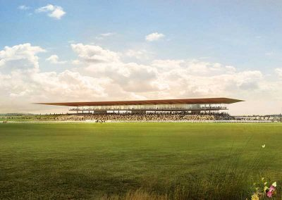 Curragh Racecourse Grandstand, County Kildare