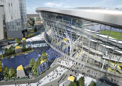Tottenham Hotspur FC Stadium, Haringey N17