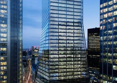 100 Bishopsgate, City of London EC3