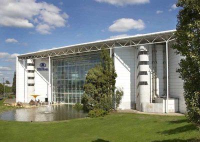 Hilton Garden Inn, T2 Heathrow