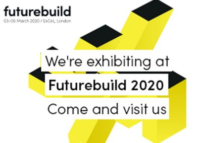 Meet the Invisible Connections team at Futurebuild 2020